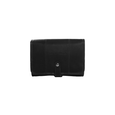 Photo of Leather Toiletry Bag Black Ambon