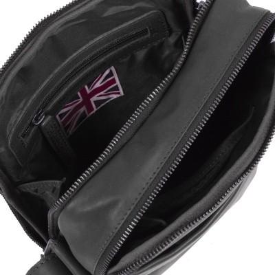 Photo of Leather Shoulder Bag Black Alva