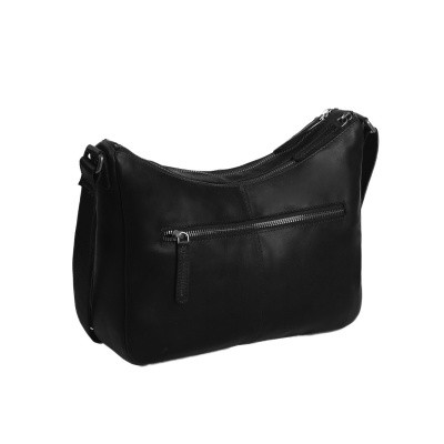 Photo of Leather Shoulder Bag Black Ellie