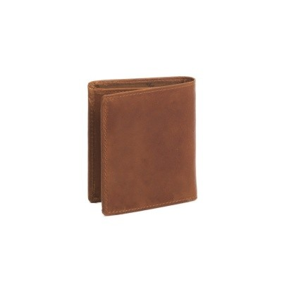 Photo of Leather Wallet Cognac Damme