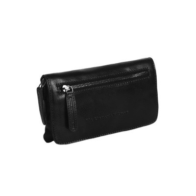 Photo of Leather Waist Pack Black Carter