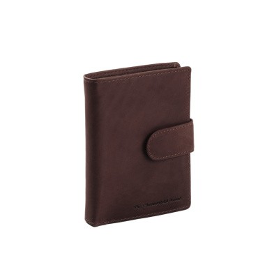 Photo of Leather Wallet Brown Ruby