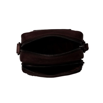 Photo of Leather Shoulder Bag Brown Kerry