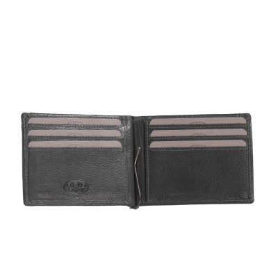 Photo of Leather Wallet Black Joshua