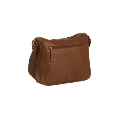 Photo of Leather Shoulder Bag Cognac Dhaka