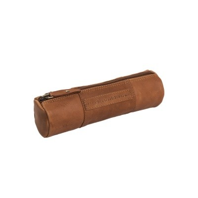 Photo of Leather Pen Case Cognac Lea