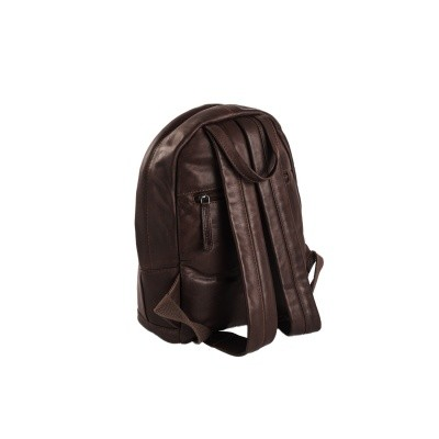 Photo of Leather Backpack Brown Jamie