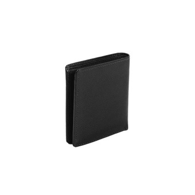 Photo of Leather Wallet Black Nilo