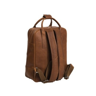 Photo of Leather Backpack Cognac Bellary