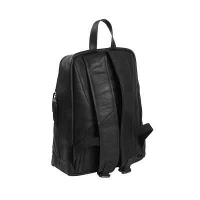 Photo of Leather Backpack Black James