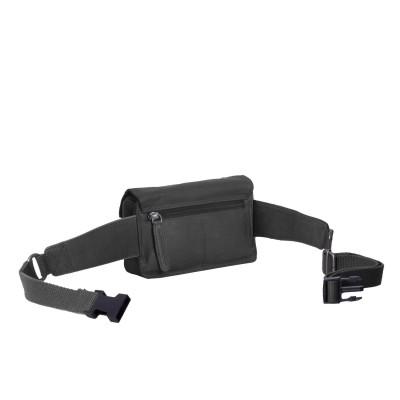 Photo of Leather Waist Bag Black Jax