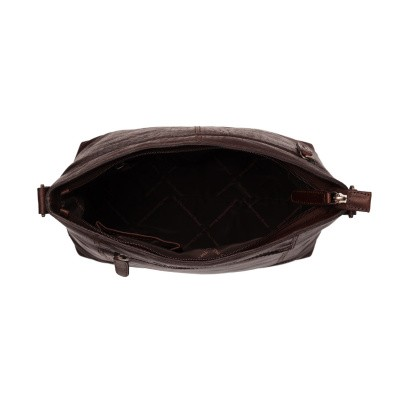 Photo of Leather Shoulder Bag Brown Annic