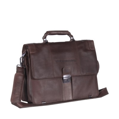 Leather Shoulder bag Brown Joe