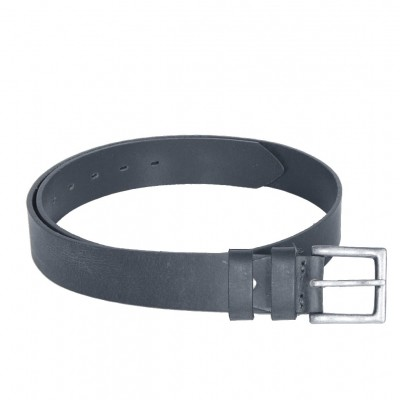 Photo of Leather Belt Brandon Grey