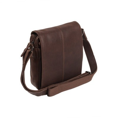 Photo of Leather Shoulderbag Brown Alin