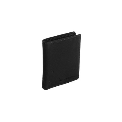 Leather Wallet Black Anas