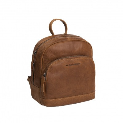 Photo of Leather Backpack Cognac Dortmund