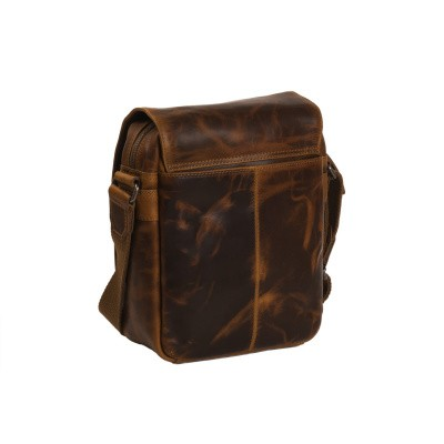 Photo of Leather Shoulder Bag Cognac Delhi