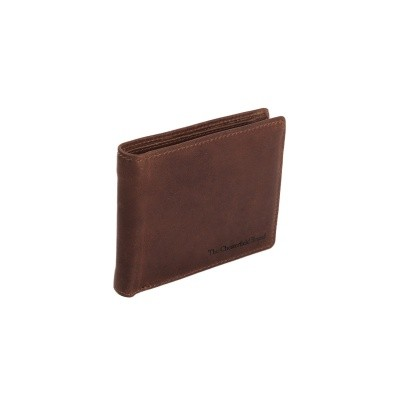 Leather Wallet Brown Walid