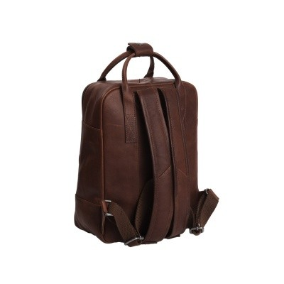 Photo of Leather Backpack Brown Bellary