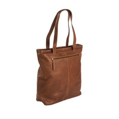 Photo of Leather Shopper Cognac Bonn