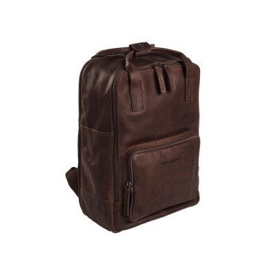 Leather Backpack Brown Belford