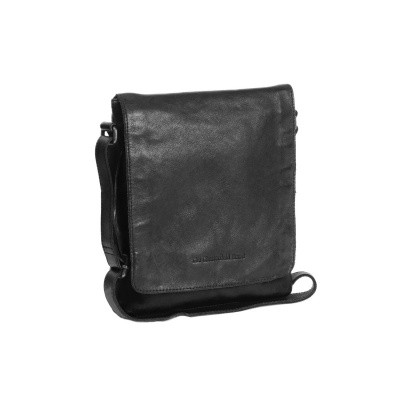 Photo of Leather Shoulder Bag Anthracite Cannes