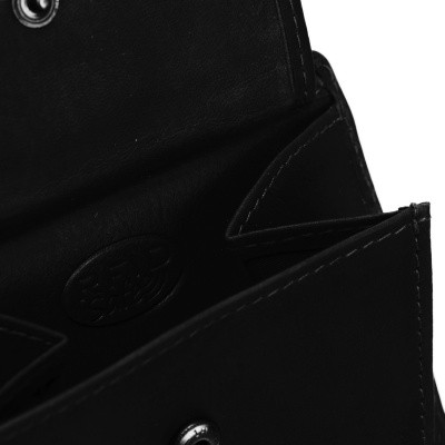 Photo of Leather Wallet Black Dublin
