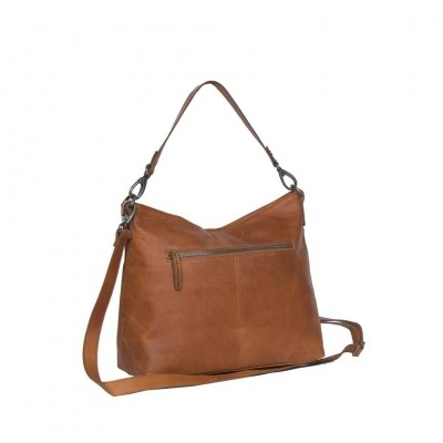 Photo of Leather Tote Bag Cognac Victoria