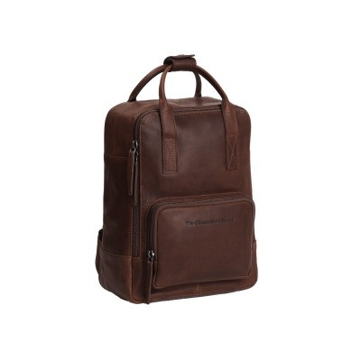 Leather Backpack Brown Bellary