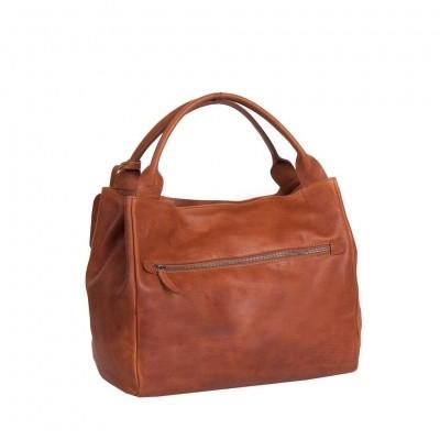 Photo of Leather Handbag Cognac Cardiff