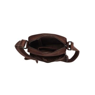 b9d0c585b3 ... Photo of Leather Shoulder Bag Brown Birmingham