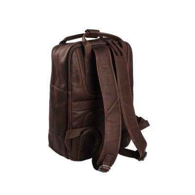 Photo of Leather Backpack Brown Belford