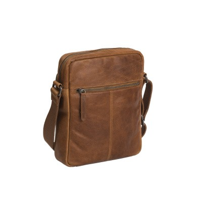 Photo of Leather Shoulder Bag Cognac Dessau