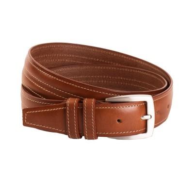 Leather Belt Cognac Lennon