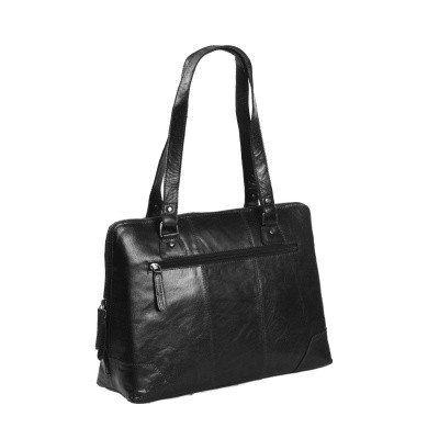 Photo of Leather Shoulder Bag Blac Resa