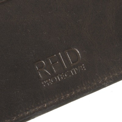 Photo of Leather Wallet Brown Phill