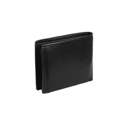 Photo of Leather Wallet Black Tom