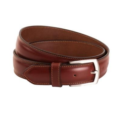 Leather Belt Cognac Grant