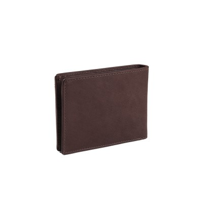 Photo of Leather Wallet Brown Timo