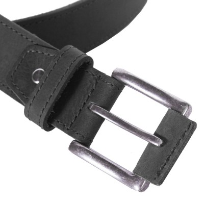 Photo of Leather Belt Finn Anthracite