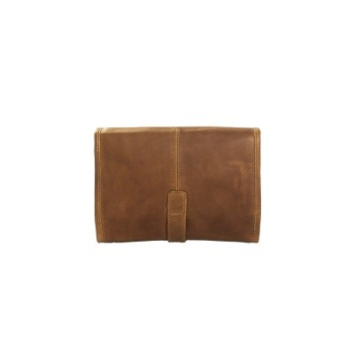 Photo of Leather Toiletry Bag Cognac Ambon