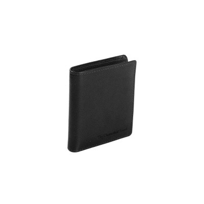 Leather Wallet Black Nilo