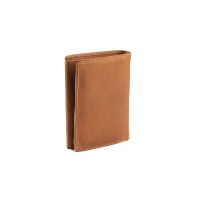 Photo of Leather Wallet Cognac Hazel