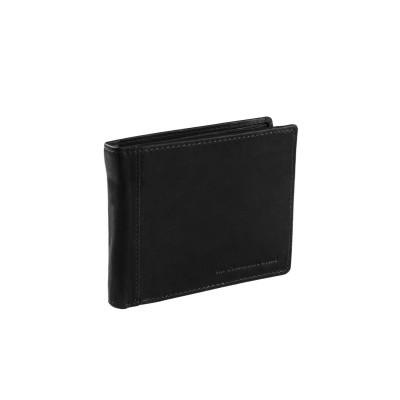 Photo of Leather Wallet Black Alvina