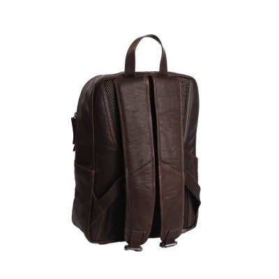 Photo of Leather Backpack Brown Ari