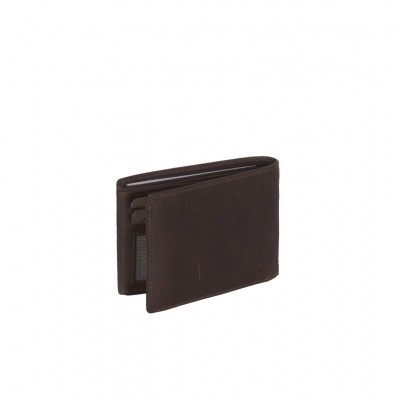 Photo of Leather Wallet Brown Marvin