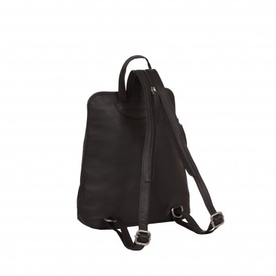 Photo of Leather Backpack Brown Vivian