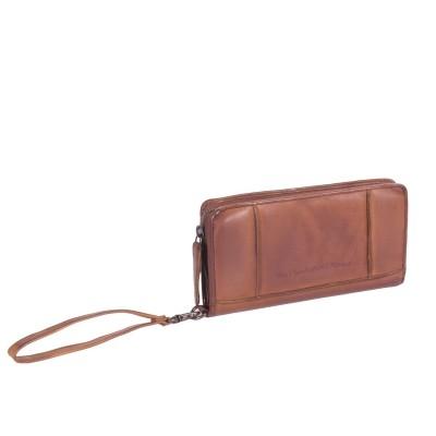 Photo of Leather Wallet Cognac Black Label Inga