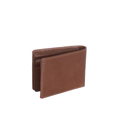 Photo of Leather Wallet Cognac Martin